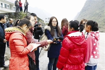 都安瑶族自治县大兴镇最美教师苏慧敏引媒体关注
